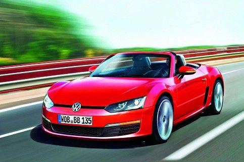 Volkswagen Roadster will launch in 2014