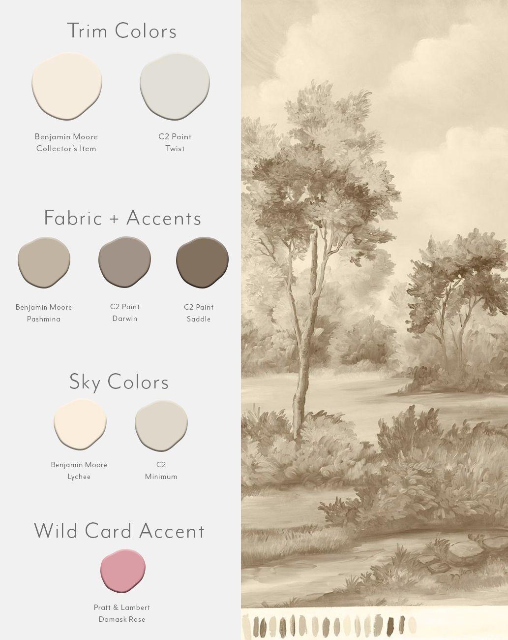 Order Mural Wallpaper Samples Susan Harter Muralpapers Exterior Paint Colors For House Paint Colors Benjamin Moore Paint Colors For Home