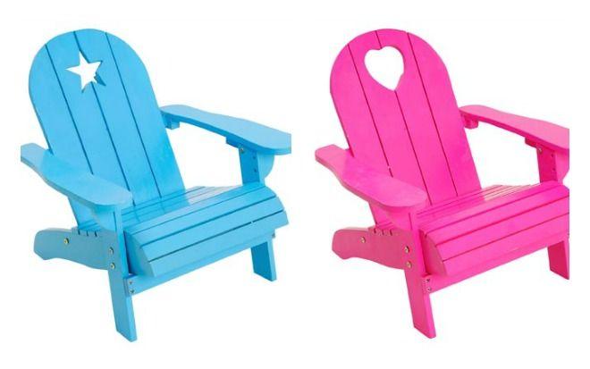 Wooden Beach Chair For Kids Soooo Cute Lime Tree