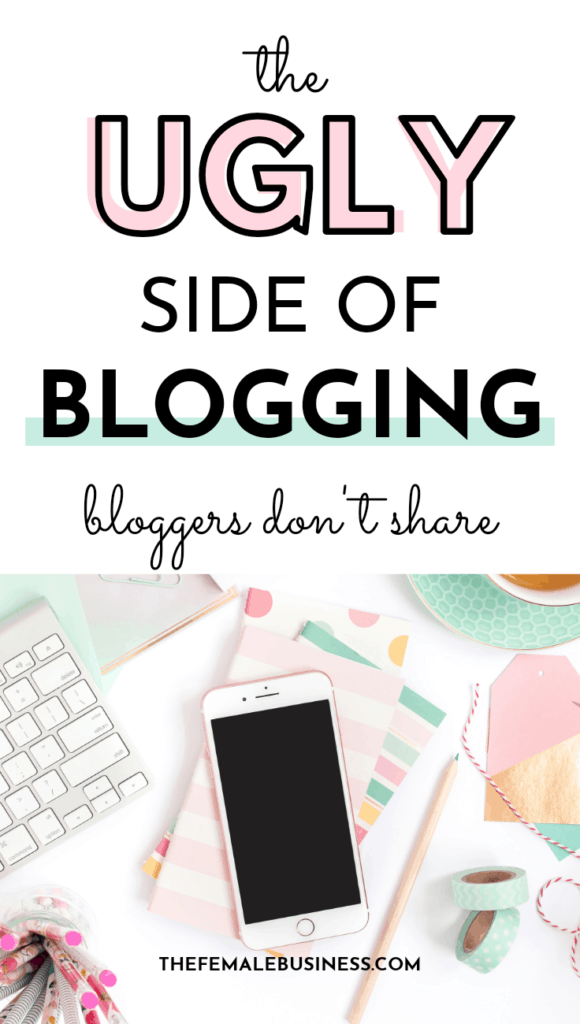 The Truth About Blogging: 5 Things Bloggers Don't Tell You