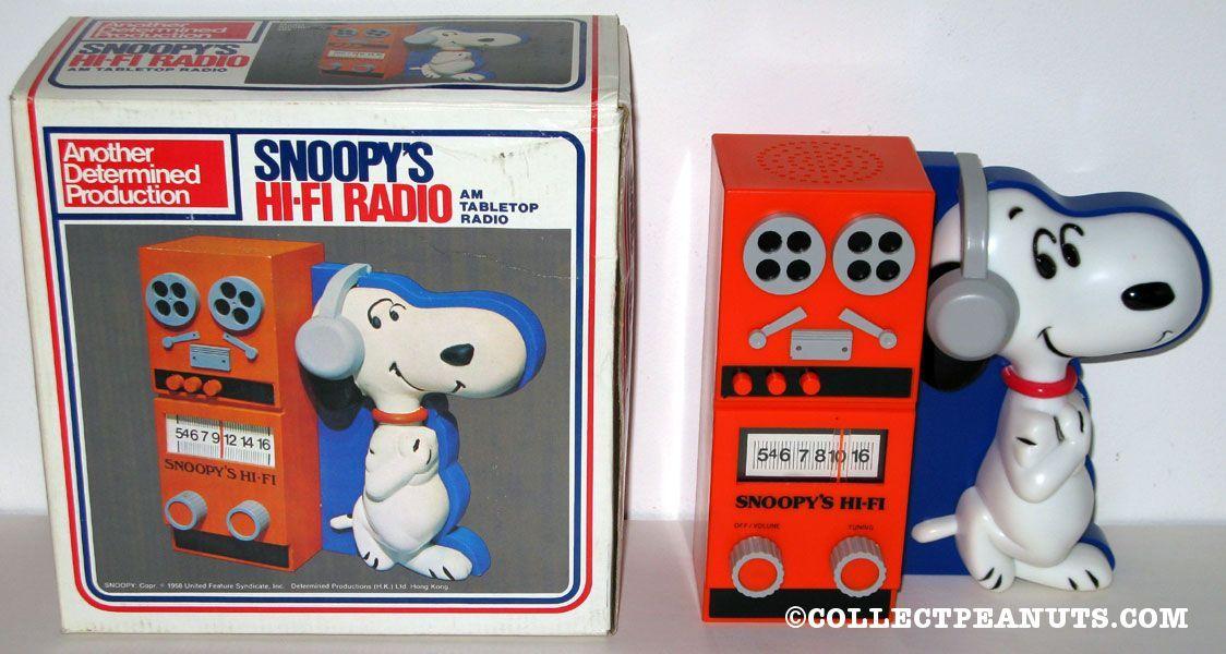 Snoopy Radio