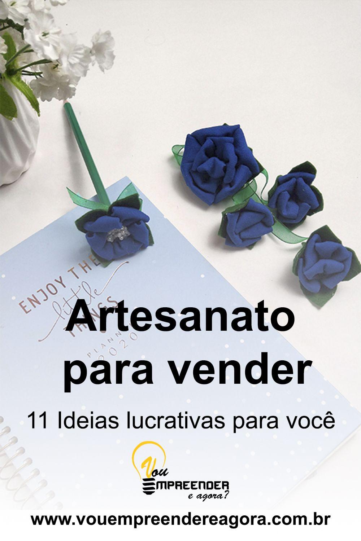 Artesanato para vender 11 ideias lucrativas para v...