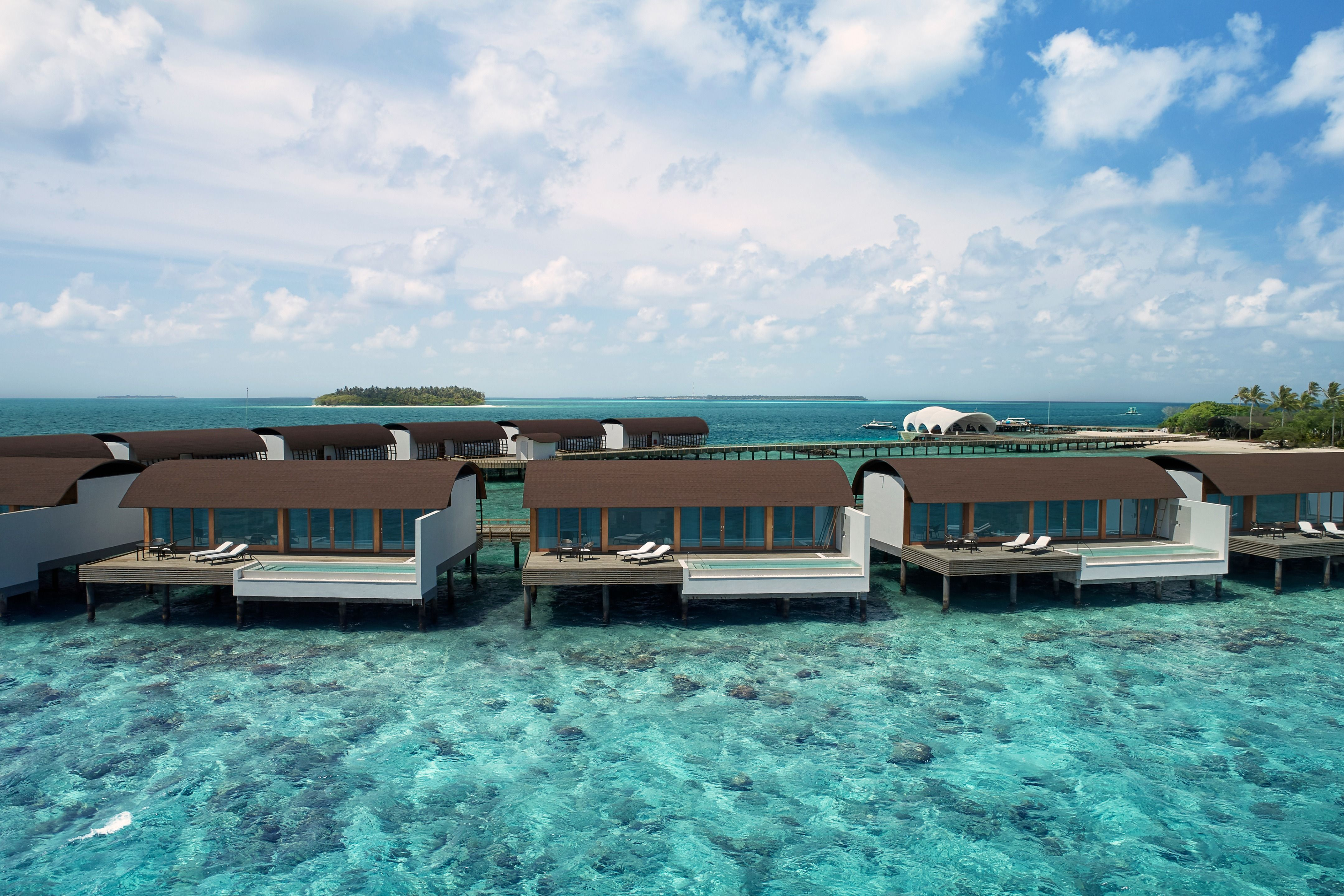 The Westin Maldives Resort Picture Gallery Viagens