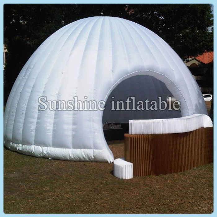 Hot sale 6m diametre inflatable dome tentcustomized inflatable party tent domeinflatable igloo & Hot sale 6m diametre inflatable dome tentcustomized inflatable ...