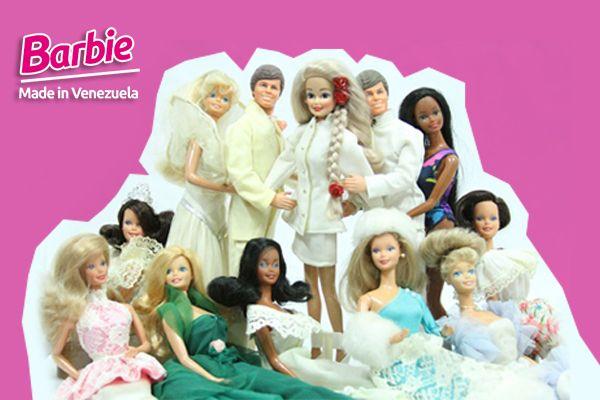 La Barbie alguna vez fue venezolana (+Fotos)