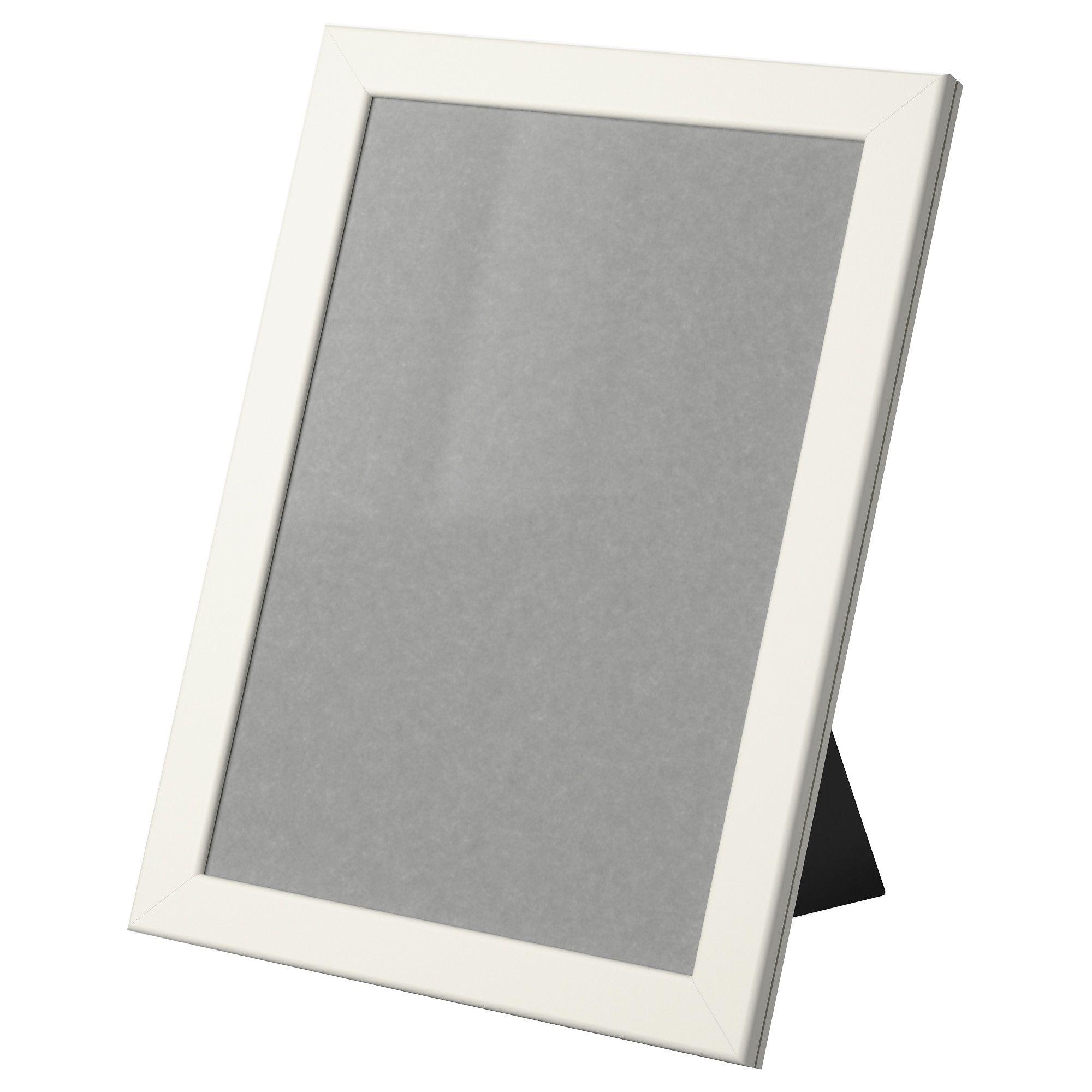 HEMMINGSBO Front opening picture frame, white   Pinterest ...