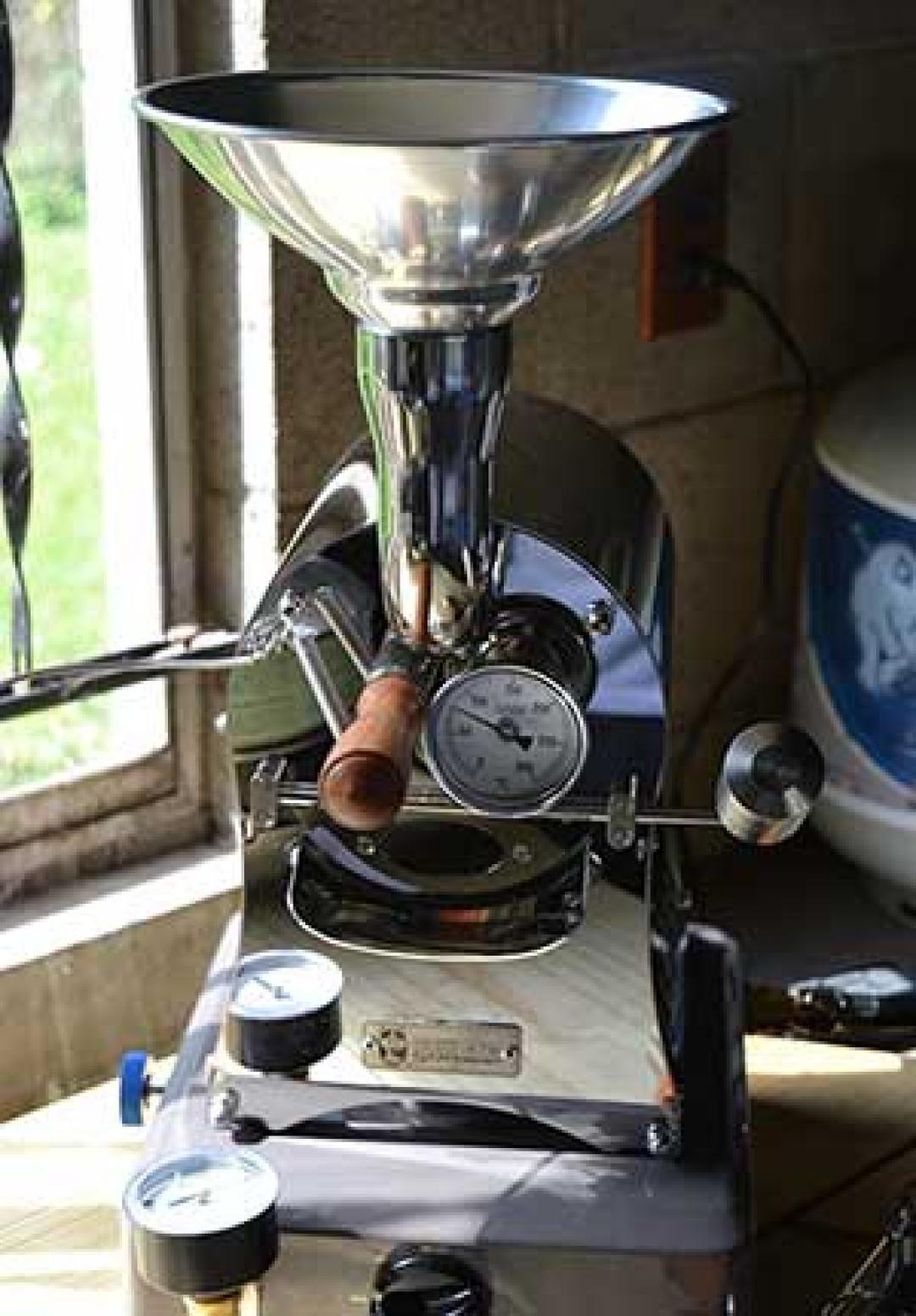 Huky 500 Coffee Roaster | C O F F E E | Coffee, Coffee
