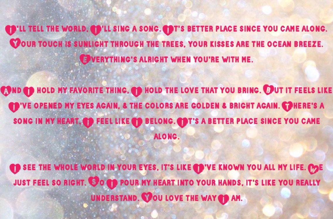 Better Place by Rachel Platten   Song lyrics   Music quotes