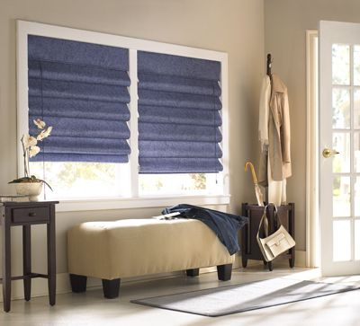 •Environmentally Friendly – Romanelle® Roman Shades carefully consider the environment for healthier living and a lot of the fabrics are part of our GreenProtect™ Program.