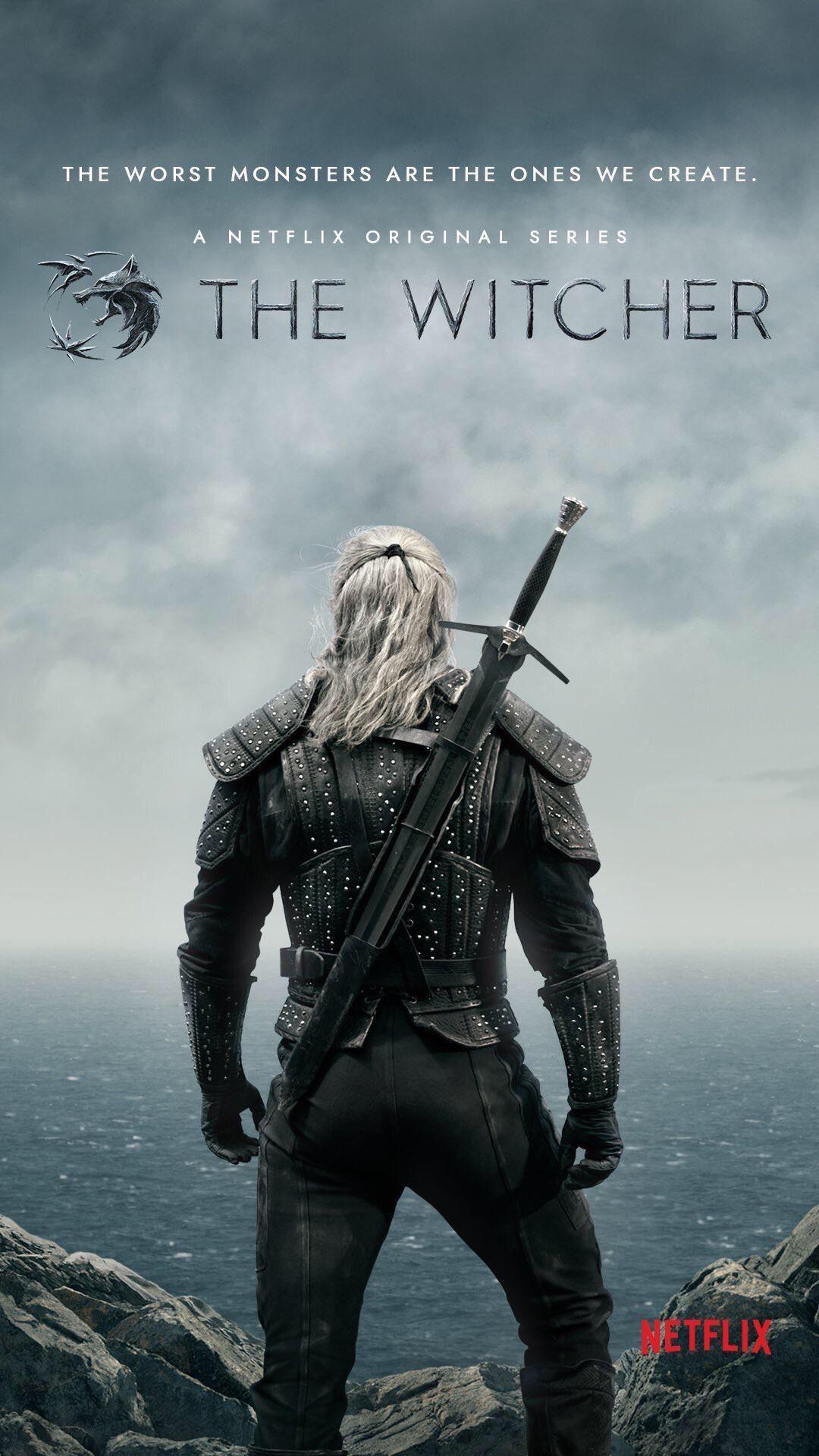 The Witcher Geralt Of Rivia Netflix Series