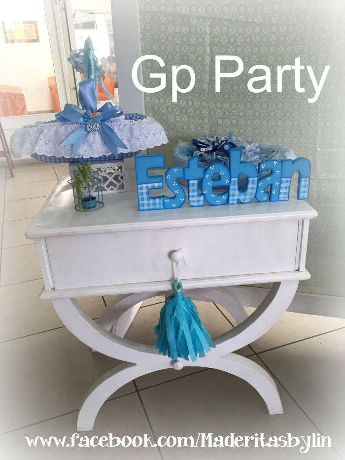 Nombres decorados para baby shower #nombresdecorados #babyshowerniño ...