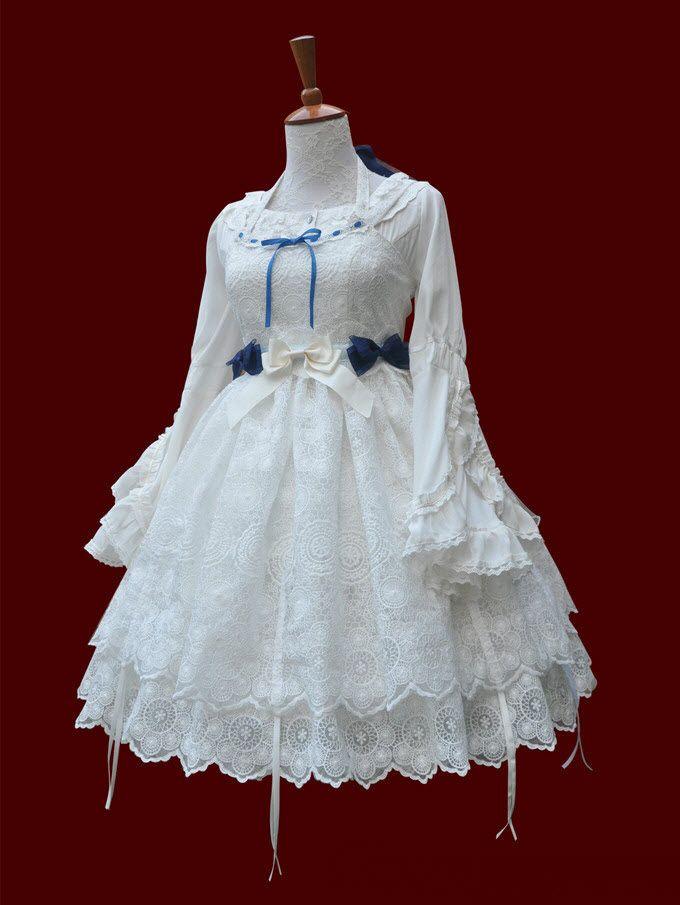 a3d852a0bc554 Pin on Dress/OP dress   Lolita Dress, Gothic lolita dress, Lolita ...