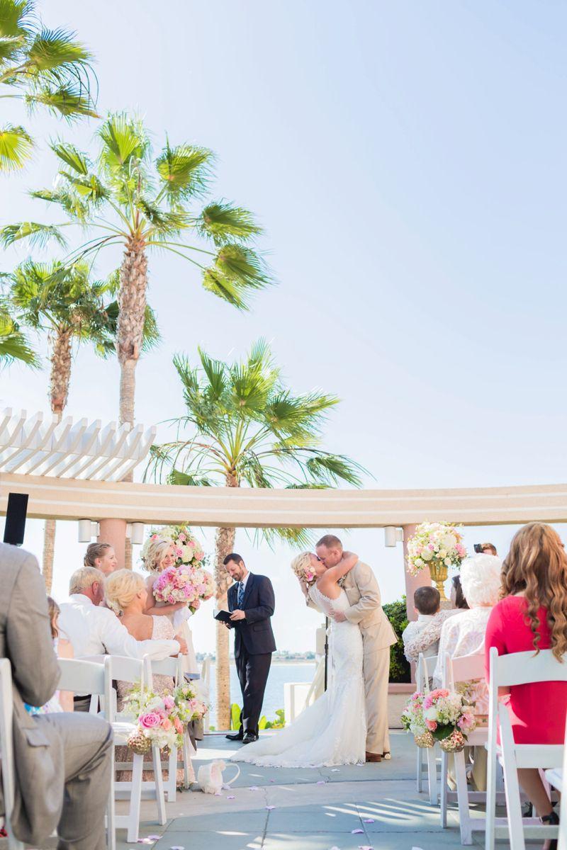 Stunning Wedding Photography Destination Lowes Coronado Bay Resort California Wedding Flowers Future Wedding Destination Wedding