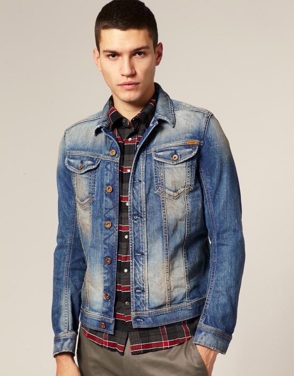 17 Best images about Denim Jackets on Pinterest | Denim jacket ...