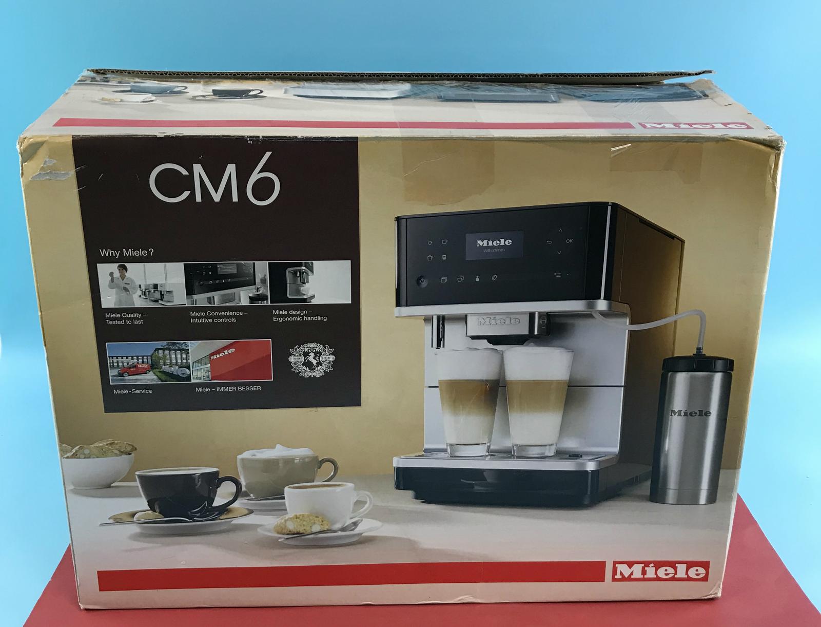 Cappuccino Machine Cappuccinomachine Miele Cm6350 Countertop Automatic Coffee Espresso Cappuccino Machine U8823 Ideas Of Espresso Machine Espressomachine En 2020