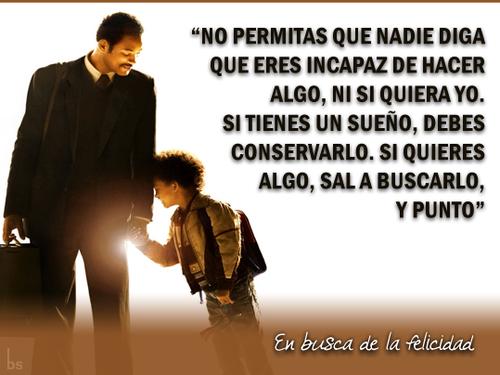 Will Smith Y Su épica Frase En En Busca De La Felicidad