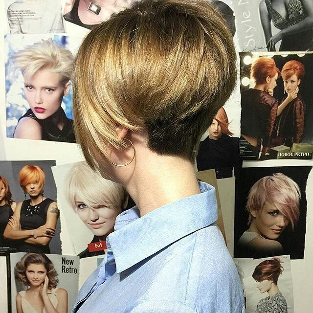 Thinking about getting a bob haircut dm me a picture of yourself dm me a picture of yourself if youre looking for more haircut ideas and ill try to give advice this is cut by kazarinovstylist shorthair shortbob solutioingenieria Gallery