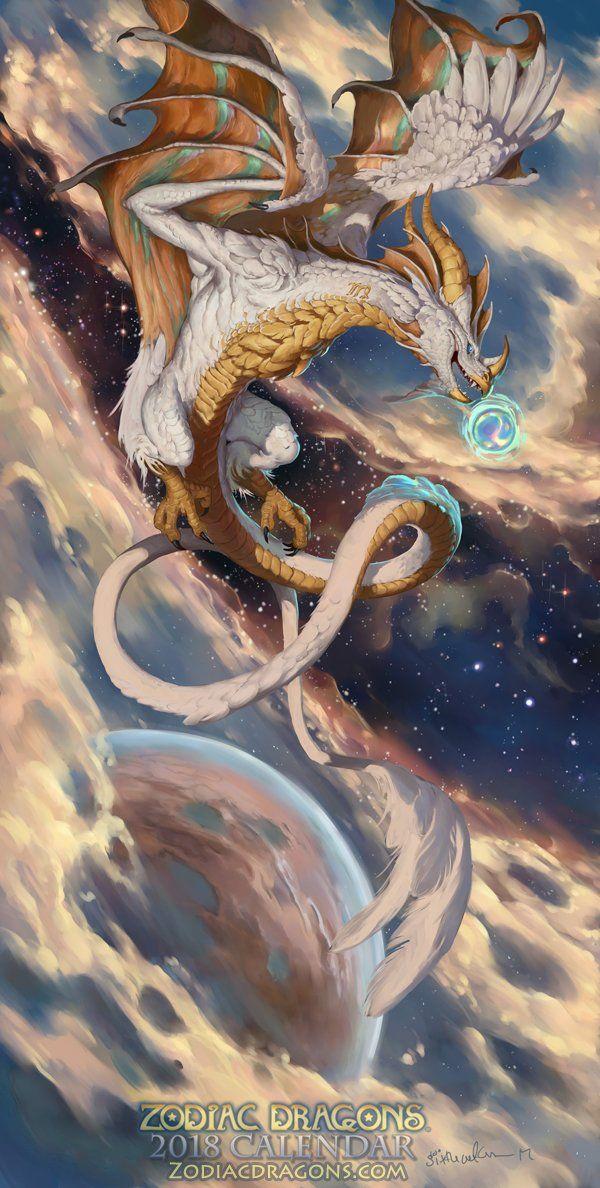 2018 Zodiac Dragon Virgo
