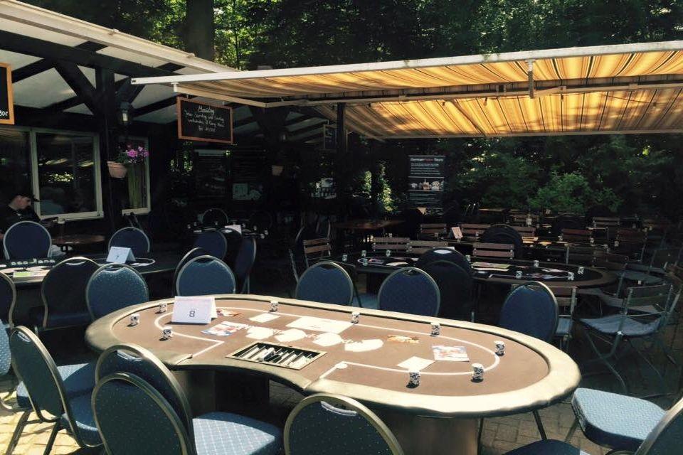 Poker Reisen