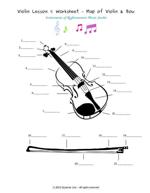 Teaching Music Theory — The Violin