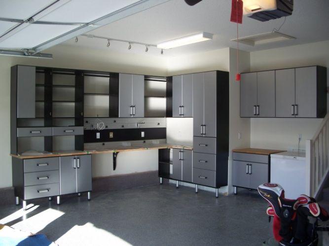 Garage Storage Design Inspiration