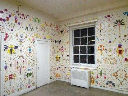 adam parker smith andrew freedman home 2 Interiores Pinterest - paredes con letras