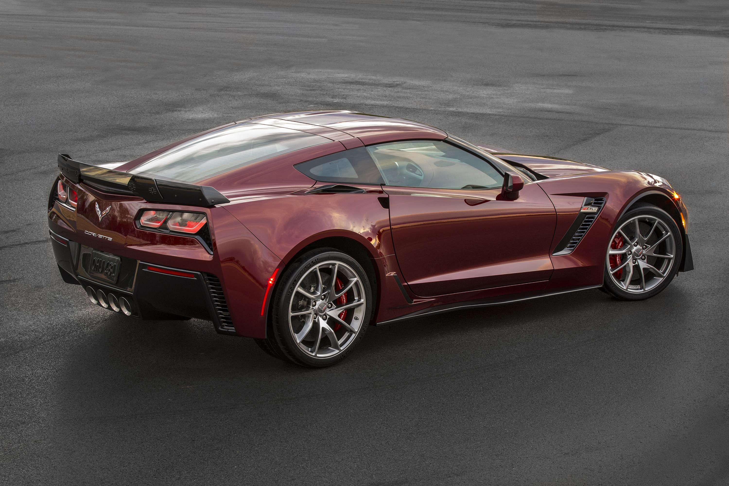Vehicle · 2016 Chevrolet Corvette Stingray And Z06 ...