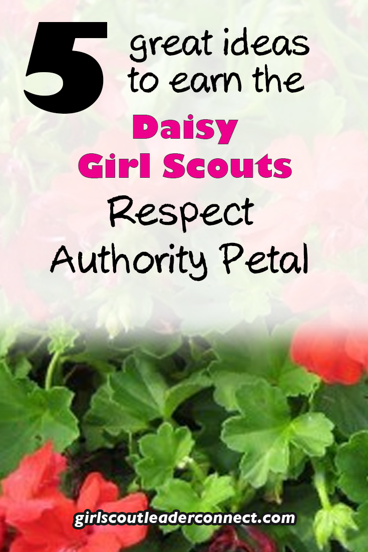 5 great activities to earn the daisy respect authority petal daisy 5 great activities to earn the daisy respect authority petal girl scout izmirmasajfo