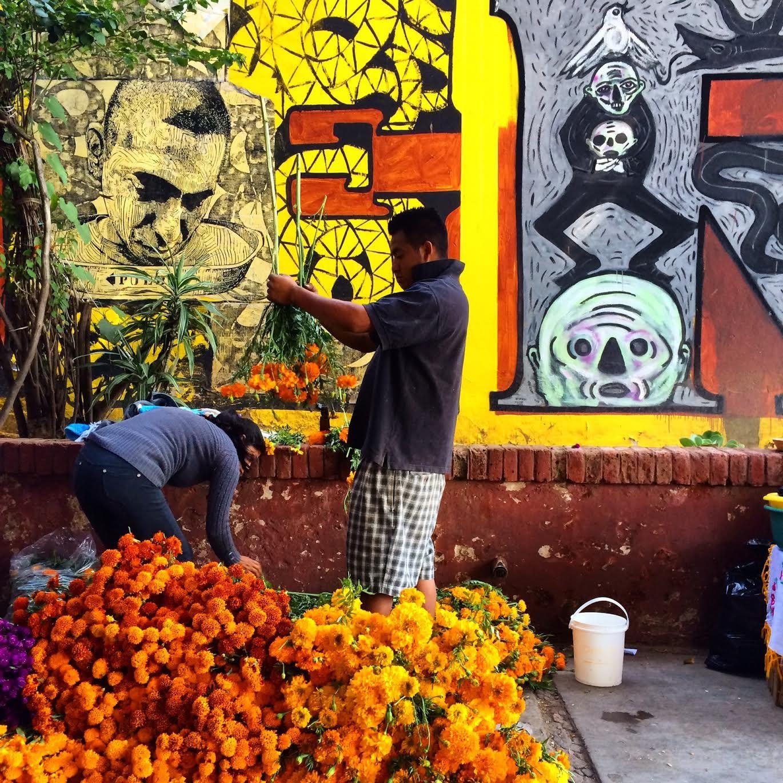 Dancing With the Dead in Oaxaca City, Mexico Oaxaca city