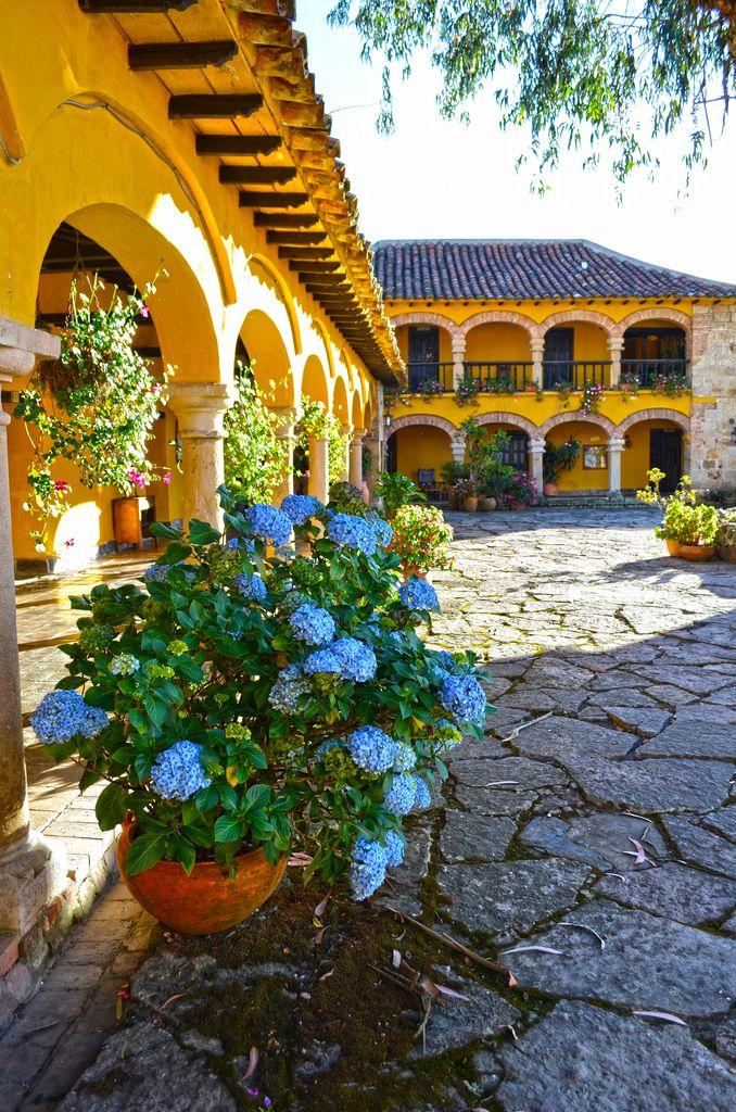 Paipa Hacienda El Salitre Spanish Style Homes Hacienda Style Homes Mexican Style Homes