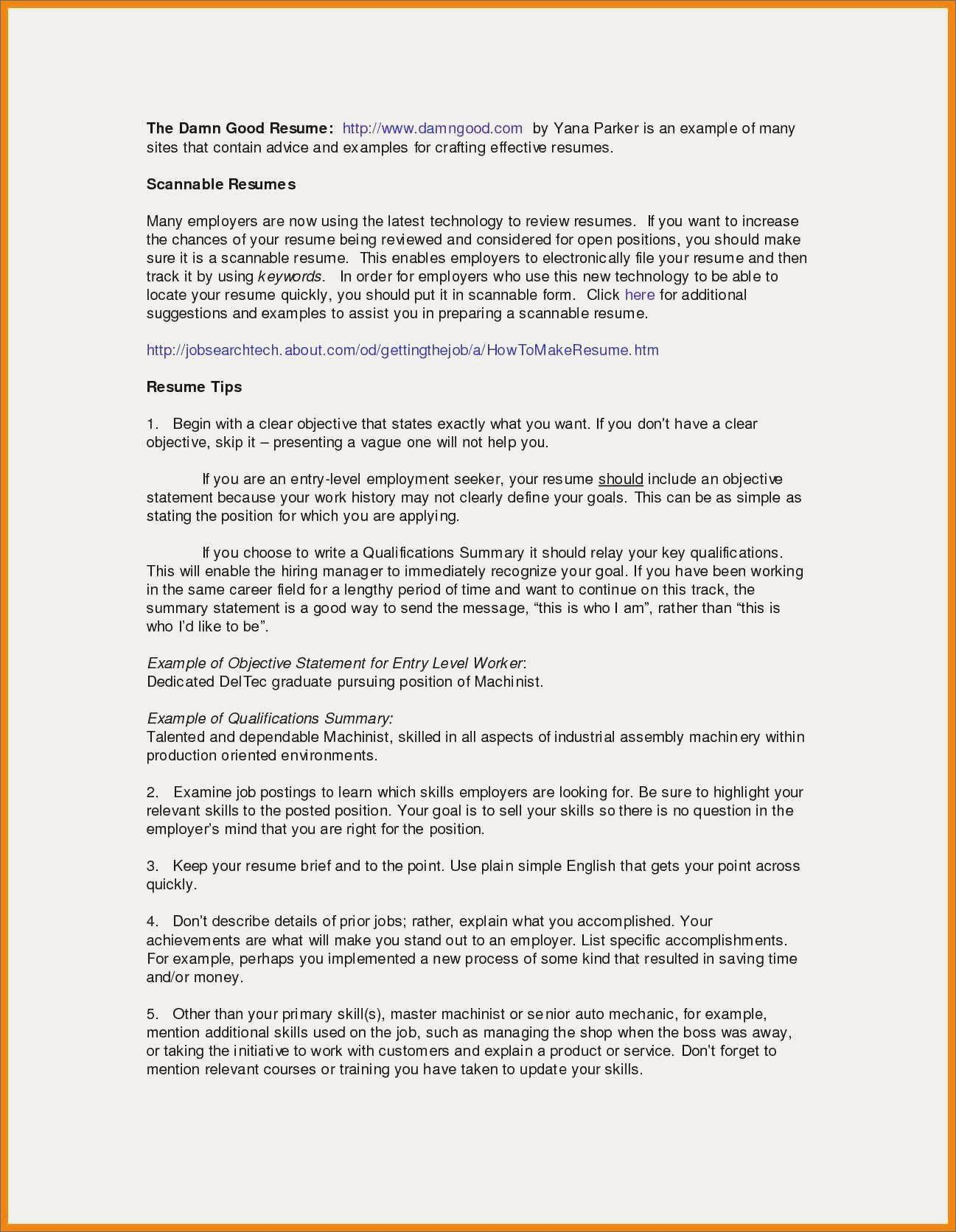 What Does Parse Resume Mean New Unique What Does Skills Mean A Resume In 2020 Resume Template Examples Resume Objective Examples Resume Skills