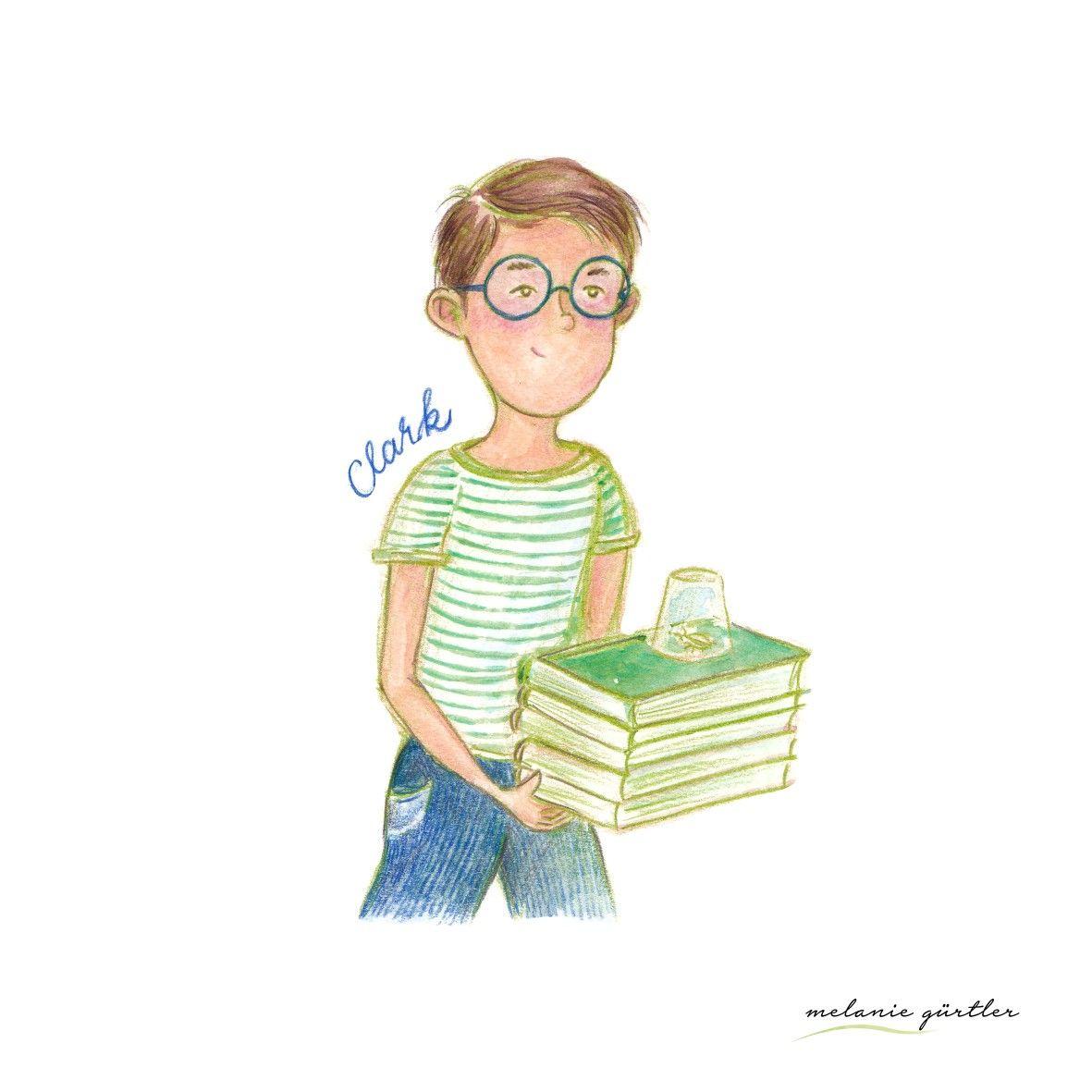 Illustration Kinderbuch Childrensbookillustrator Aquarell