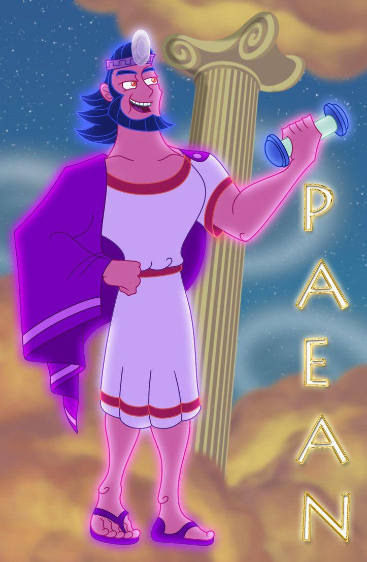 Геркулес боги картинки