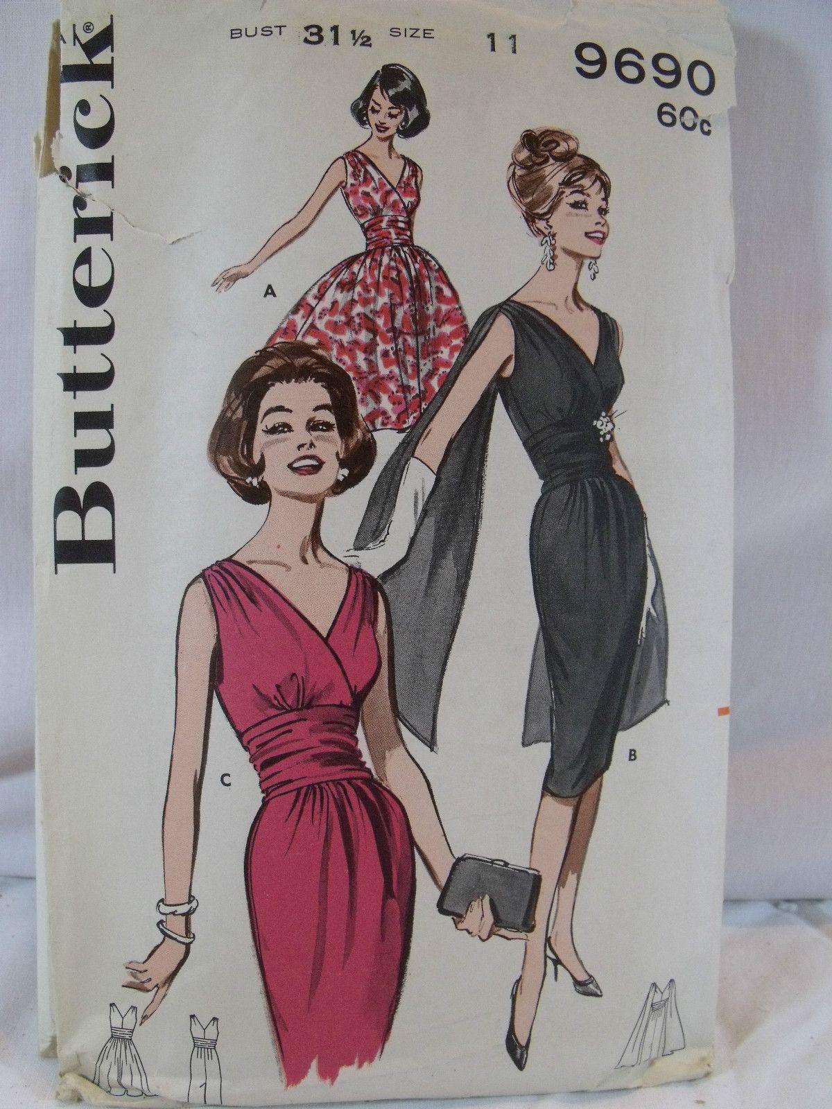 Butterick for your inner greek goddess dresses pinterest