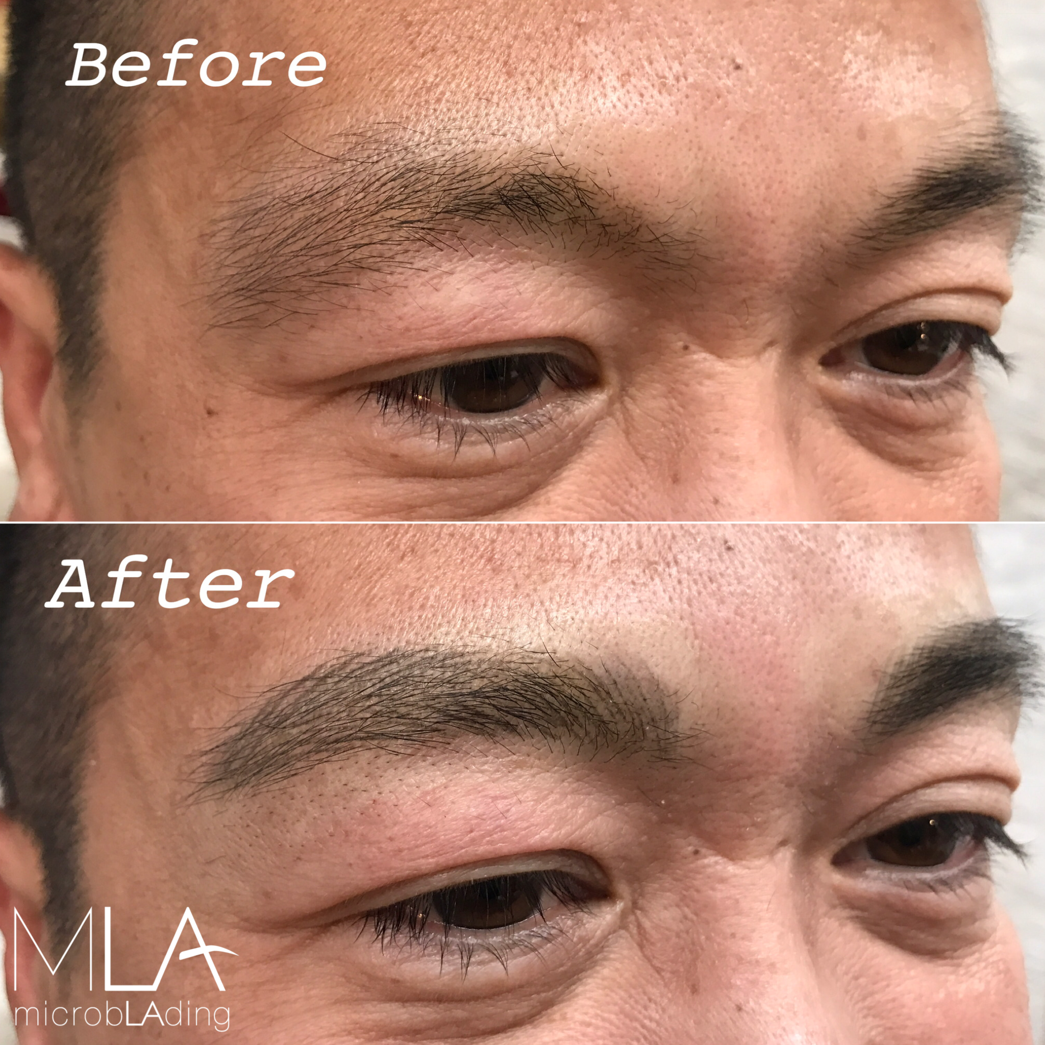 e7c6c172247 Check out these healed personalized brows done by Lindsey Ta! #microblading  #pmu