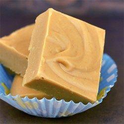 Easiest Peanut Butter Fudge Recipe
