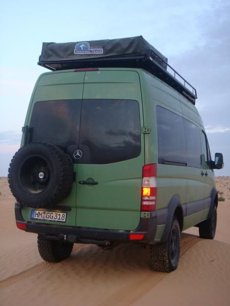 sprinter roofrack - Google Search | Ideas for my Sprinter | Sprinter camper, Sprinter rv, Camper
