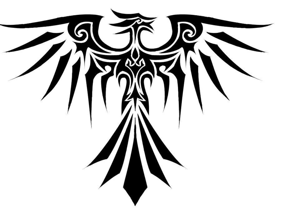 Download Png Image Tattoo Png Image Tribal Phoenix Tattoo Phoenix Tattoo Design Tribal Tattoos
