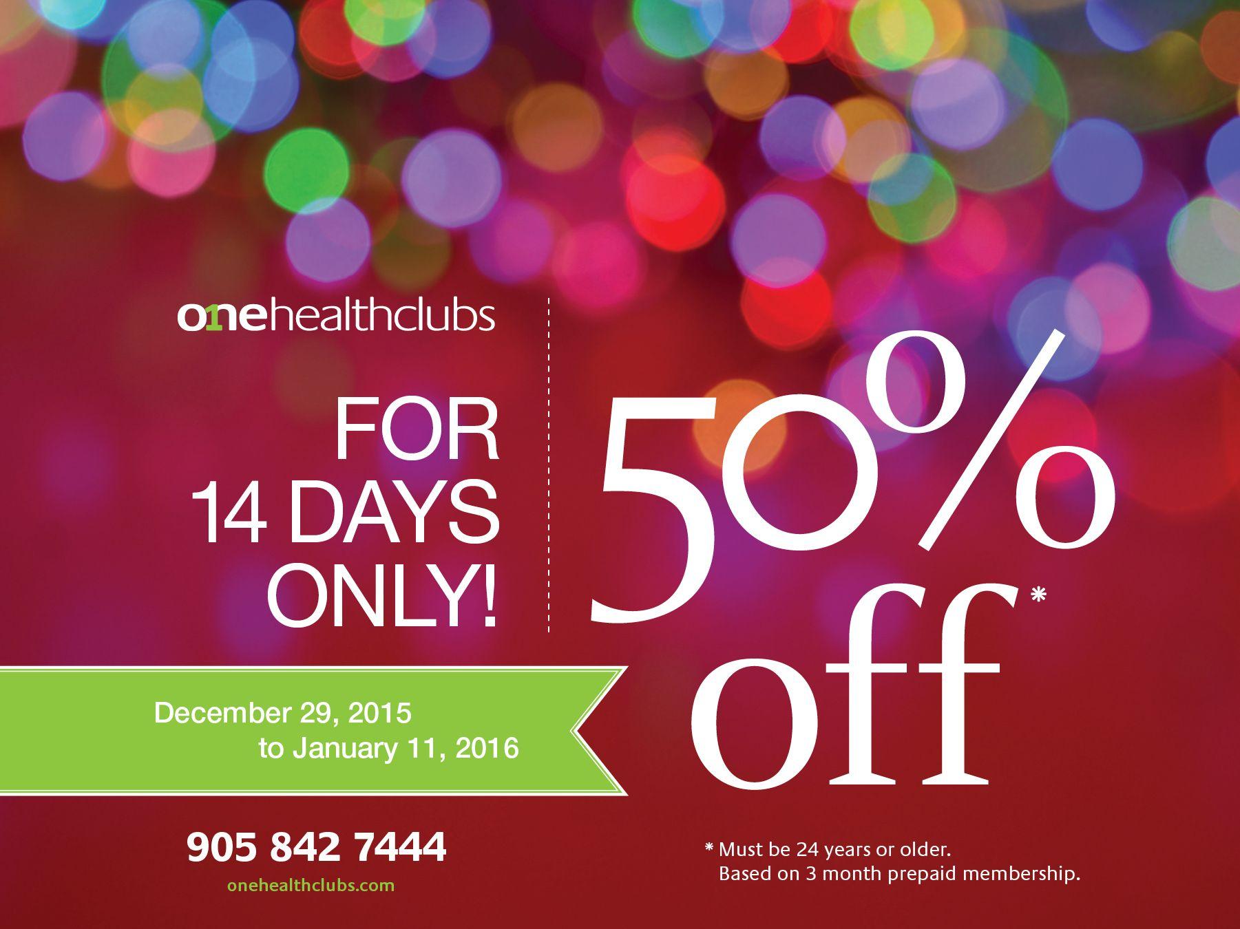 One Health Clubs