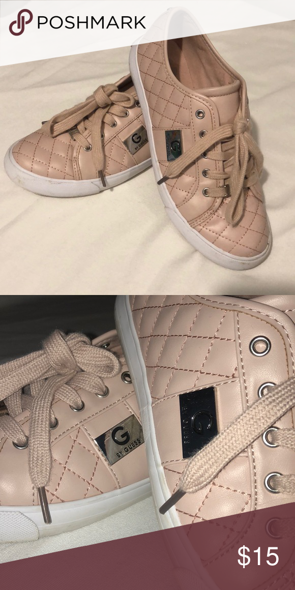 Guess sneakers Blush pink guess