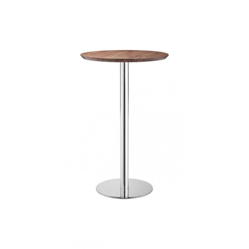 Slim Walnut Bar Table Https://www.studio9furniture.com/entertain/
