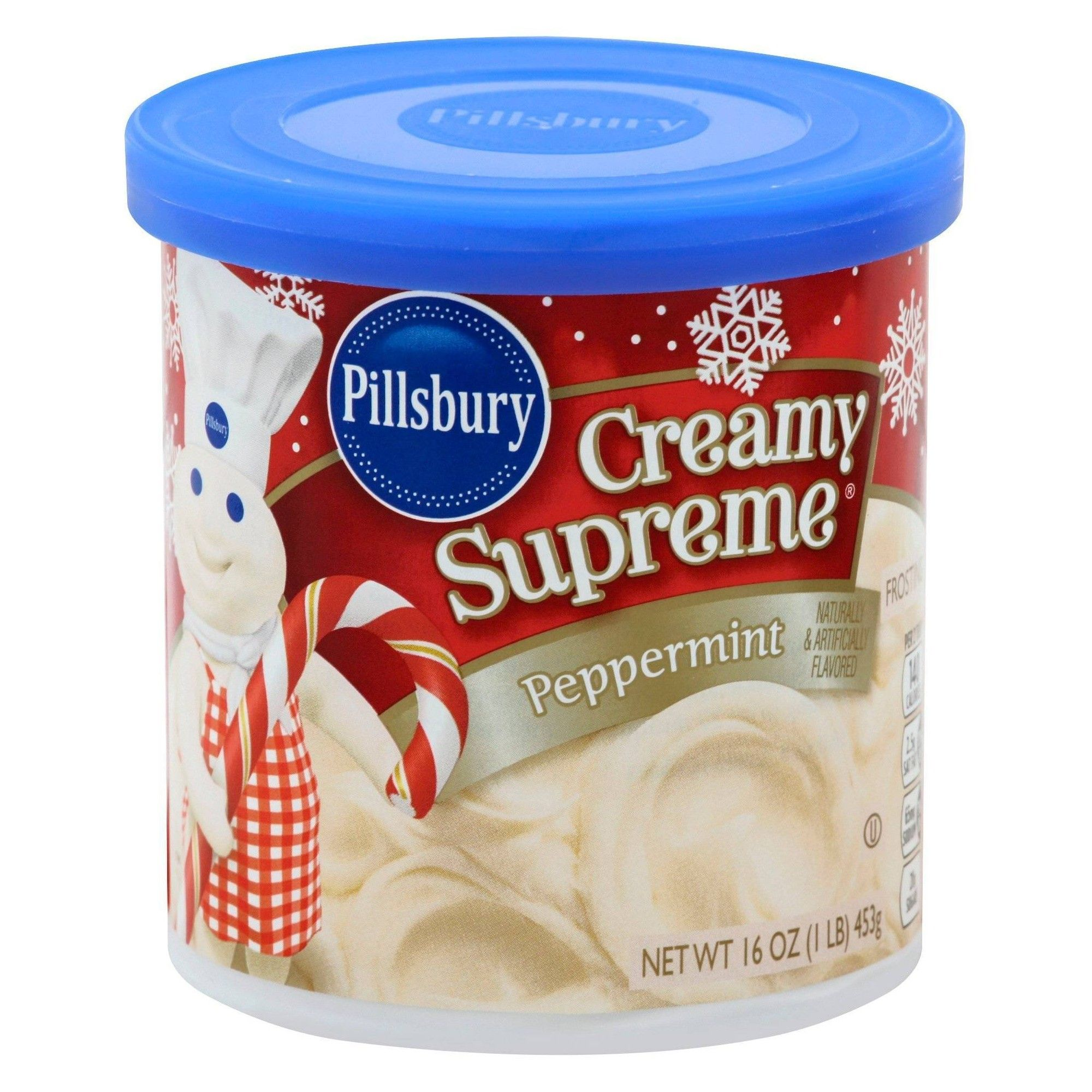pillsbury creamy supreme peppermint frosting 16oz seasonal baking baking mixes food pinterest