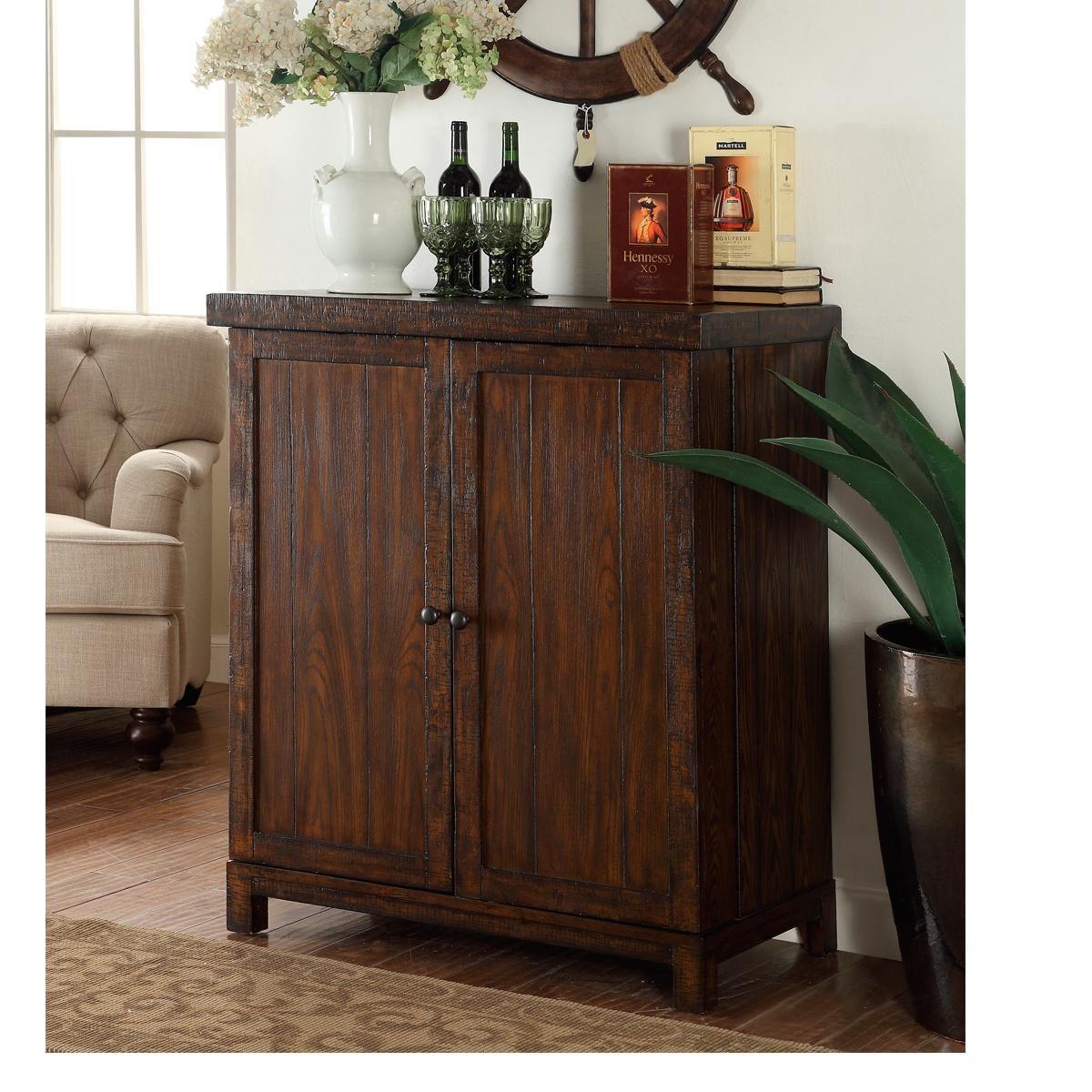 Radius Gettysburg Spirit Cabinet in Heavily Distressed Oak ...