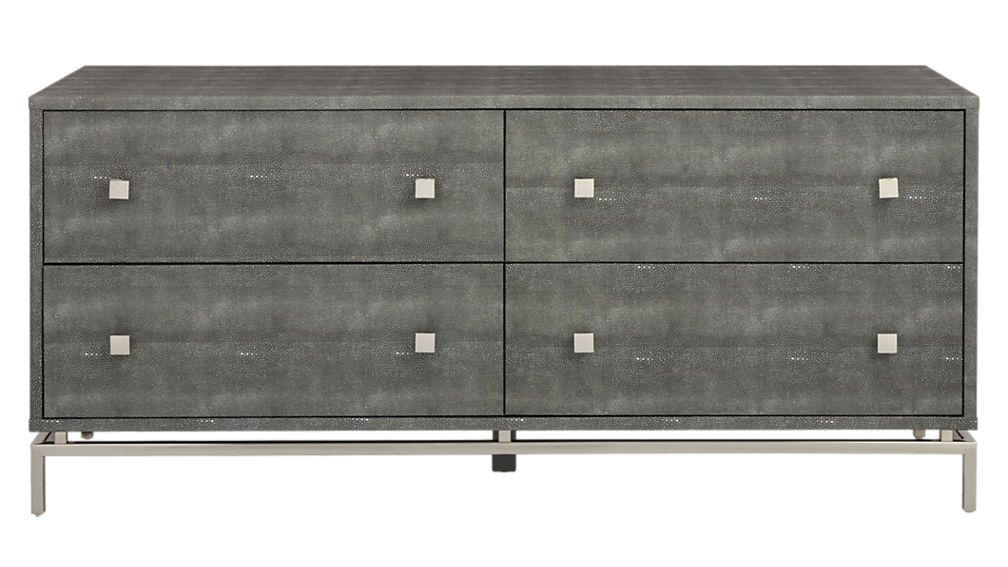 Best Low Embossed Shagreen Dresser Reviews Low Dresser 640 x 480