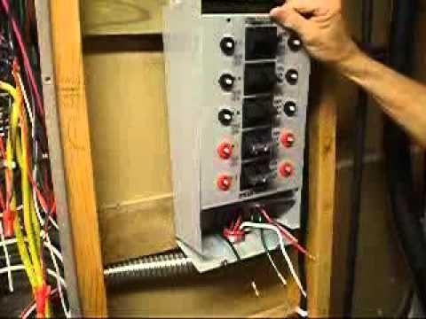 Generator Transfer Switch Wiring YouTube Generator