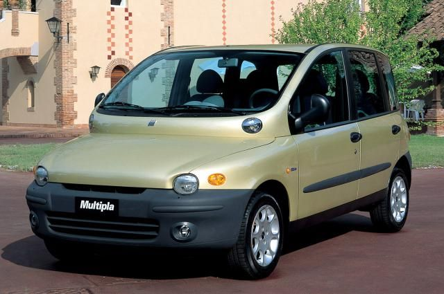 Design Disasters: The Ugliest Cars of the Last Five Decades | Fiat