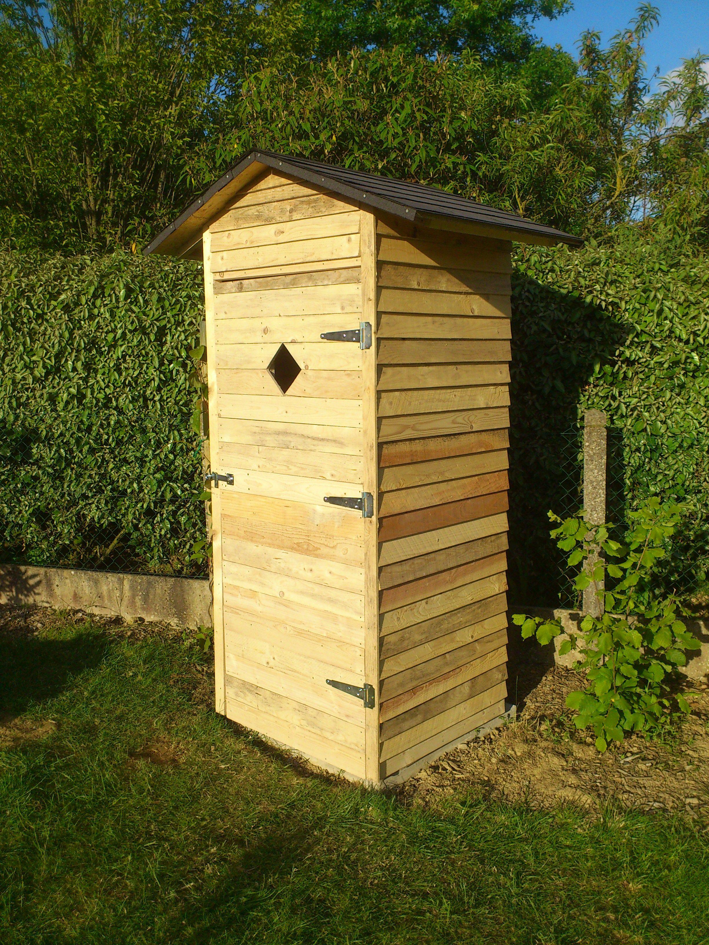 Cabane À Outils Bois cabane pour outils de jardin. en palette | cabane bois, idée