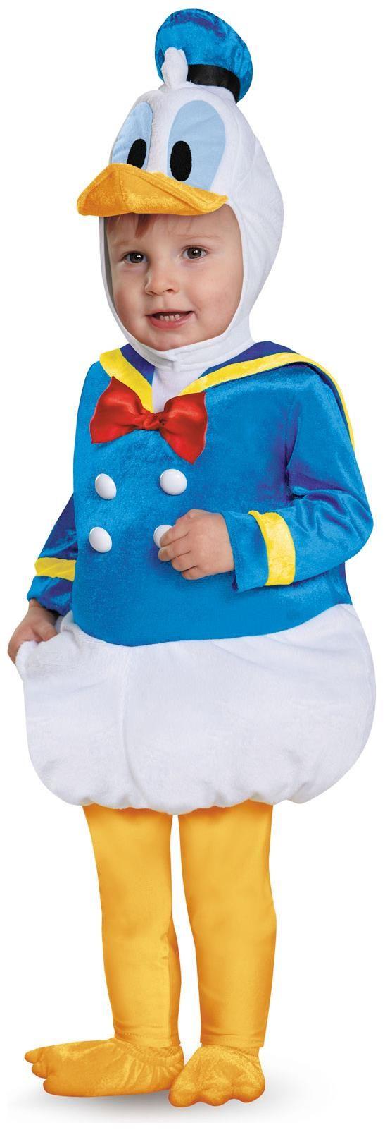 donald duck prestige toddler costume