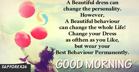 Good Morning Thought Quotes Of The Day Morning Greetings Quotes