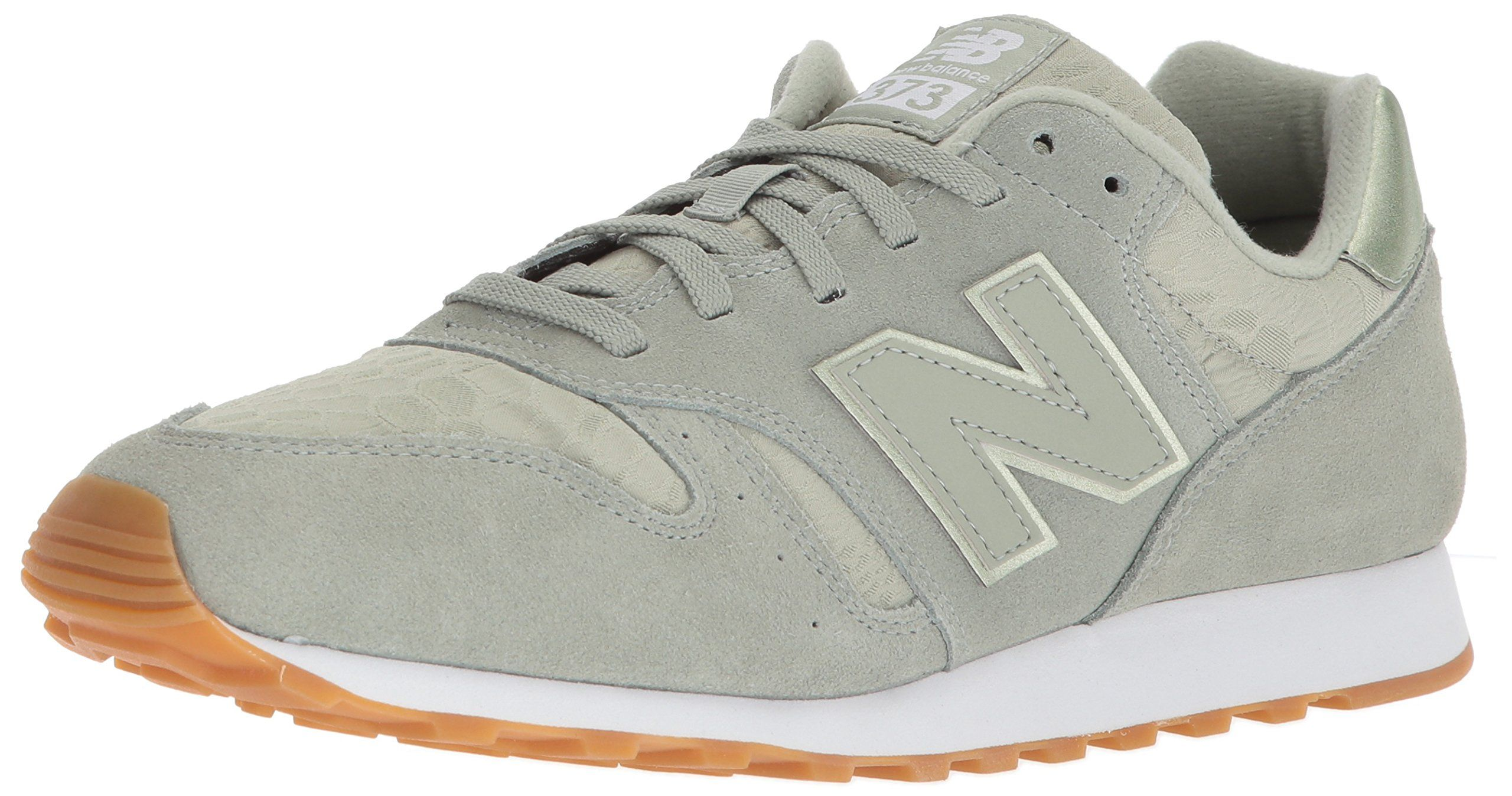 New Balance Womens 373v1 Sneaker Mint/White 5 B US *** Check out ...